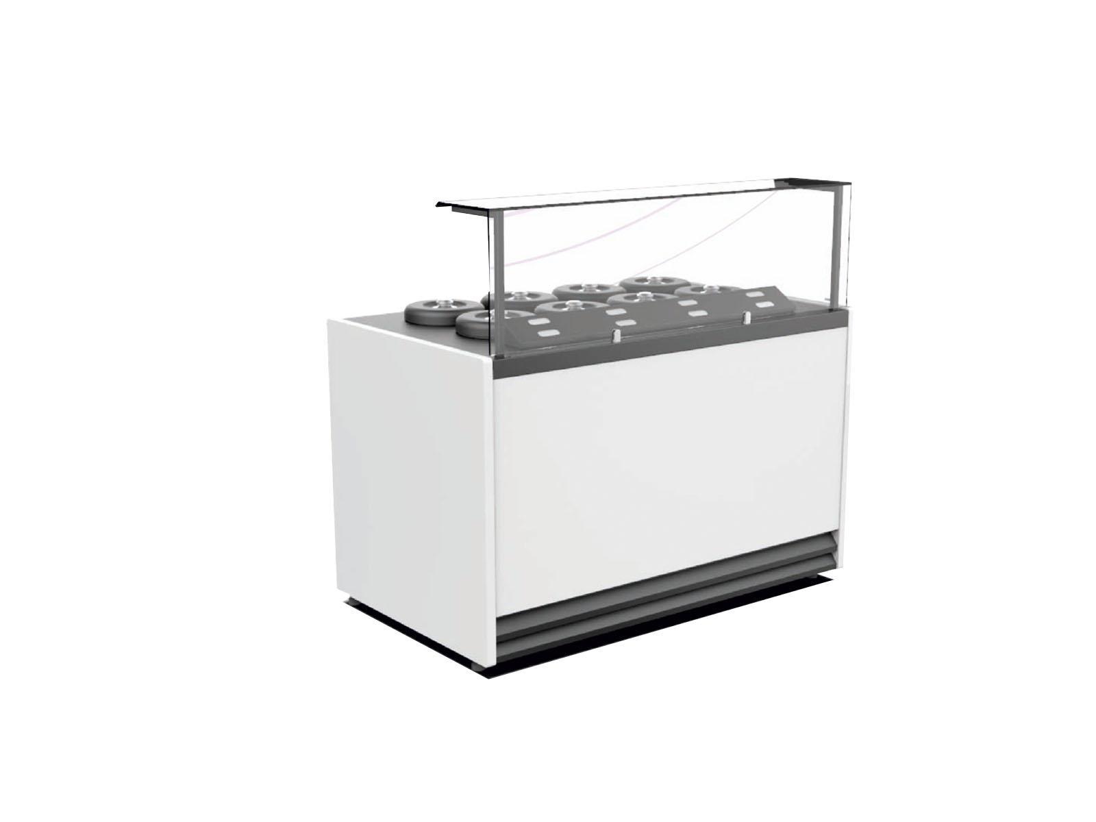 Ice-cream dispensers