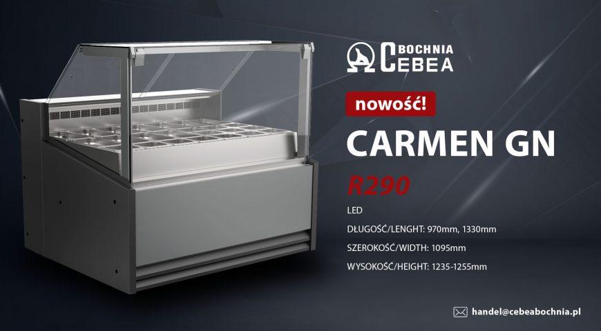 Nowość – Carmen GN