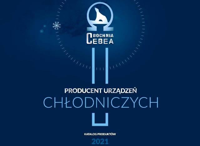 Nowe katalogi CEBEA 2021 – urządzenia chłodnicze i cukiernicze